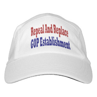 Repeal And Replace GOPEstablishment PerformanceHat Hat