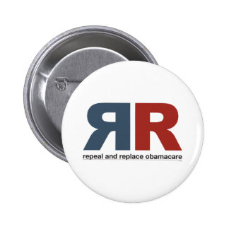 Repeal And Replace Obamacare Pins