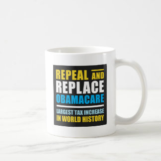 Repeal And Replace Obamacare Mugs