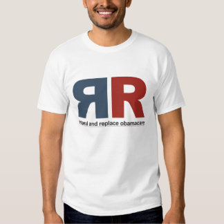 Repeal And Replace Obamacare Shirt