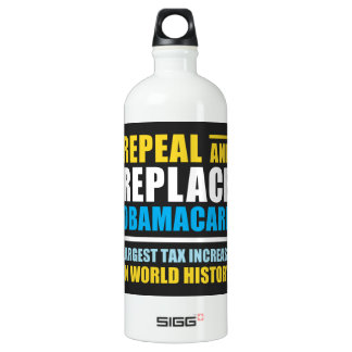 Repeal And Replace Obamacare SIGG Traveller 1.0L Water Bottle