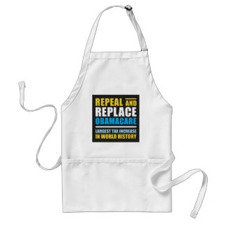 Repeal And Replace Obamacare Standard Apron
