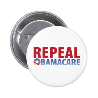 Repeal Obamacare 6 Cm Round Badge