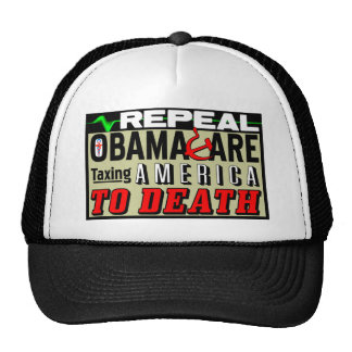 Repeal Obamacare! Trucker Hat