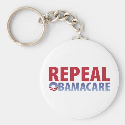 Repeal Obamacare Keychains