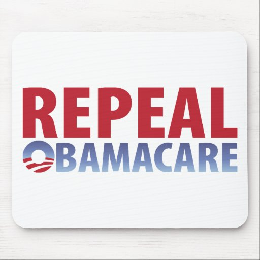 Repeal Obamacare Mousepads