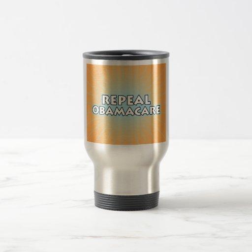 Repeal Obamacare Coffee Mug