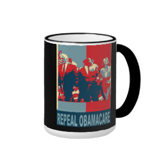 Repeal Obamacare Coffee Mug