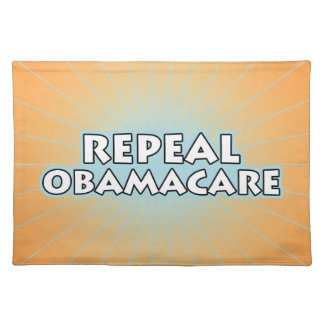 Repeal Obamacare Place Mats