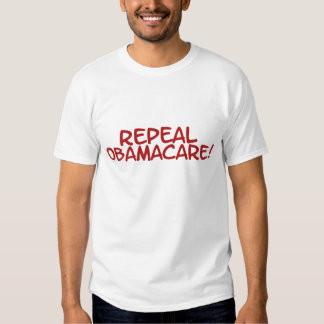 Repeal Obamacare Tees