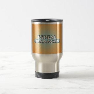 Repeal Obamacare Travel Mug