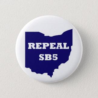 Repeal SB5 button - blue