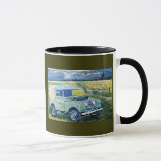"Repeat image ""FREYA"" Print Mug"