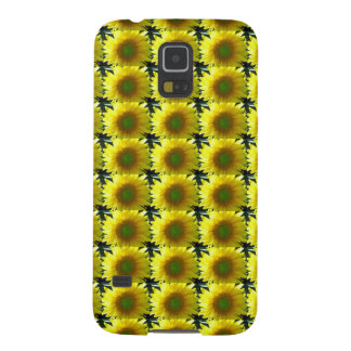 Repeating Sunflowers Galaxy S5 Case