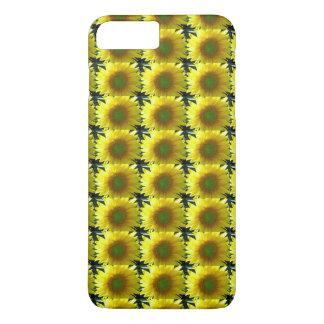 Repeating Sunflowers iPhone 8 Plus/7 Plus Case