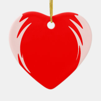 REPILO CERAMIC HEART DECORATION