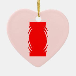 Repilo S Ceramic Heart Decoration
