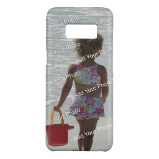Replace With Your Photo Case-Mate Samsung Galaxy S8 Case