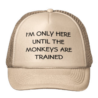Replaced by Trained Monkeys? Cap