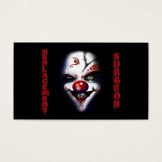 Replacement Surgeon - Evil Clown