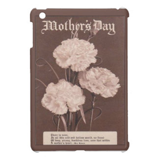 Replica Vintage image Mother Mother s Day Cover For The iPad Mini