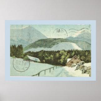 Replica Vintage Postcard   Germany 1926 Poster