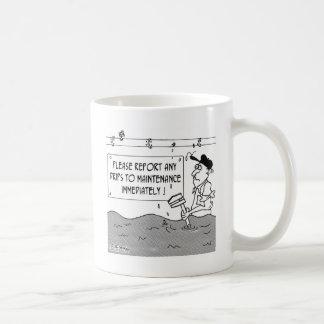 Report Drips ASAP Coffee Mug