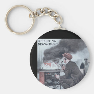 Reporting by Radio Key Ring
