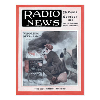 Reporting by Radio Postcard
