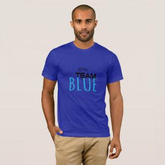 Reppin' Team Blue Gender Reveal T-shirt