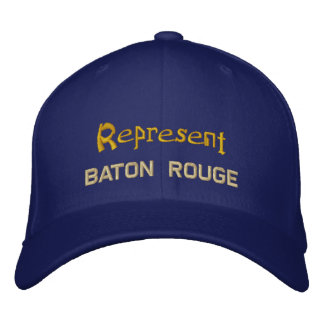 Represent Baton Rouge Cap Embroidered Hats