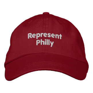 Represent Philly Cap Embroidered Hats