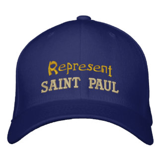 Represent Saint Paul Cap Embroidered Cap