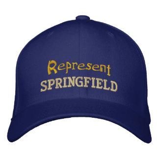 Represent Springfield Cap Baseball Cap