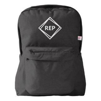 Representable Back Pack Backpack
