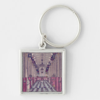Representation of the Interior of Guildhall Keychain