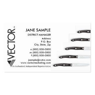 Representative Manager Business Cards