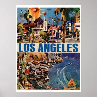 Reprint of a Vintage US Tourism Poster