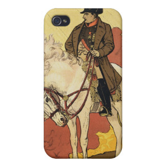 Reproduction of a advertising 'A New Life o iPhone 4 Cover