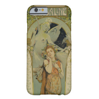 Reproduction of a advertising the opera 'Me Barely There iPhone 6 Case