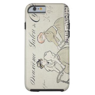 Reproduction of a advertising the 'Salon du Tough iPhone 6 Case