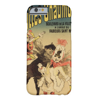 Reproduction of a advertising the toyshop ' barely there iPhone 6 case