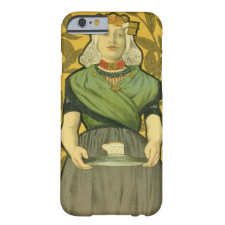 Reproduction of a advertising 'Van Houten C Barely There iPhone 6 Case