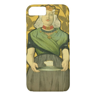 Reproduction of a advertising 'Van Houten C iPhone 7 Case