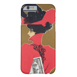 Reproduction of a advertising Zlata Praha iPhone 6 Case