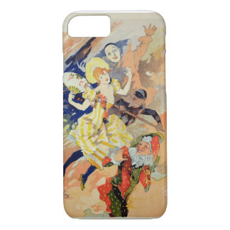 Reproduction of a for a pantomime, 1891 (co iPhone 7 case