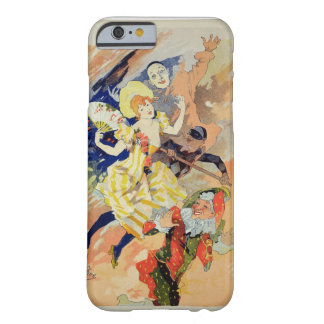 Reproduction of a for a pantomime 1891 co iPhone 6 case