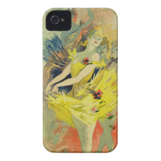 Reproduction of a poster advertising Back-Stage a iPhone 4 Case-Mate Case