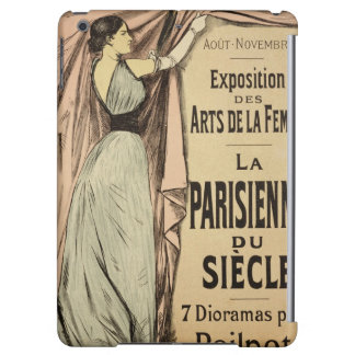 Reproduction of a poster advertising 'La Parisienn