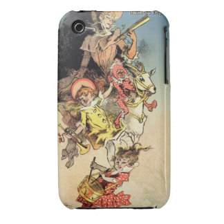 Reproduction of a poster advertising 'New Year Gif Case-Mate iPhone 3 Case